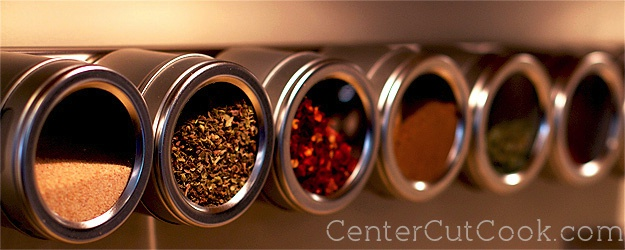 How To Store and Stock Spices for your Kitchen