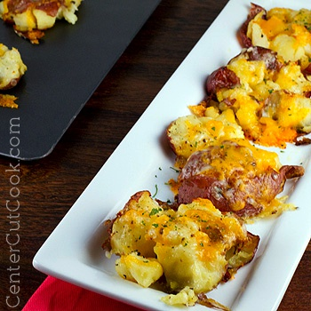 Smashed potatoes 2