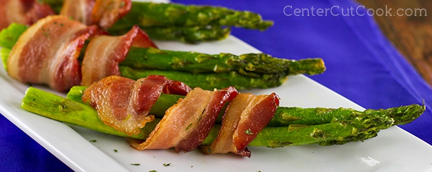 Bacon Wrapped Asparagus Bundles