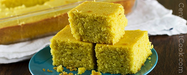 Old-Fashioned Corn Bread