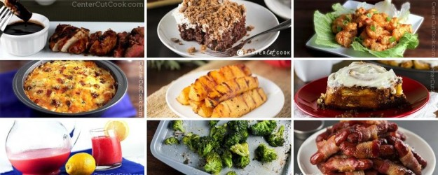Top 12 Recipes of 2012!