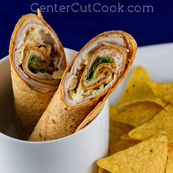 Southwestern Turkey Wraps 2