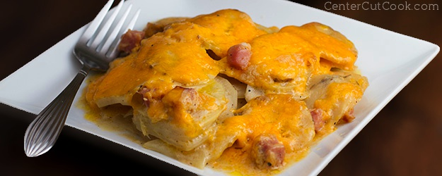 Cheesy Scalloped Potato Casserole