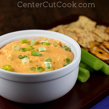 Buffalo chicken dip 2