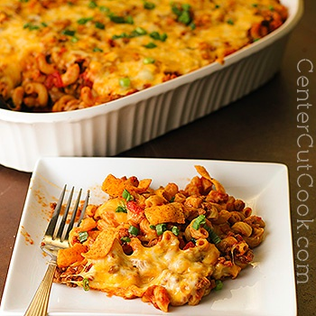 Chili Cheese Casserole 2