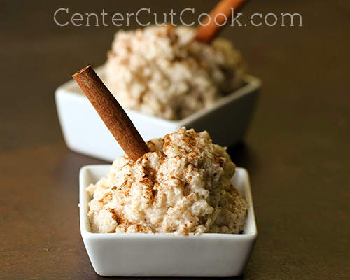 Cinnamon rice pudding 4