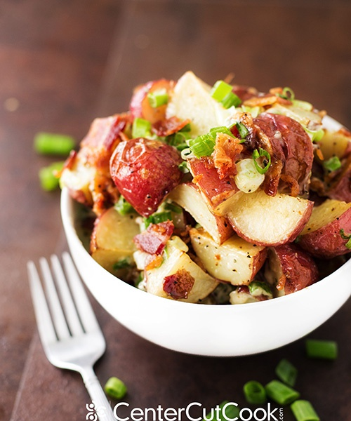 Roasted potato salad 3