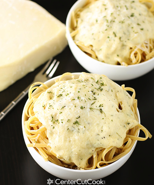 Alfredo Sauce comes together in 20 minutes and is the perfect sauce ...