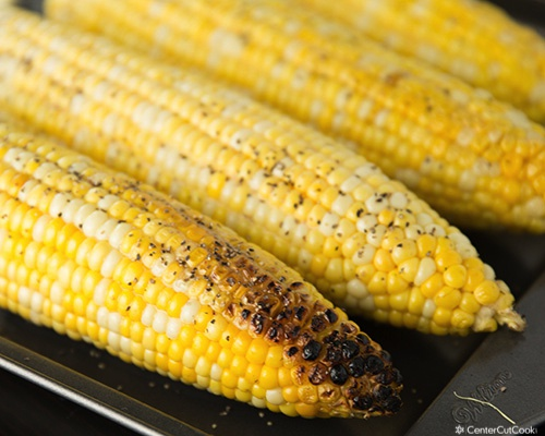 How to grill corn 4