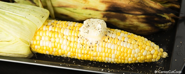 How to Grill Corn On the Cob