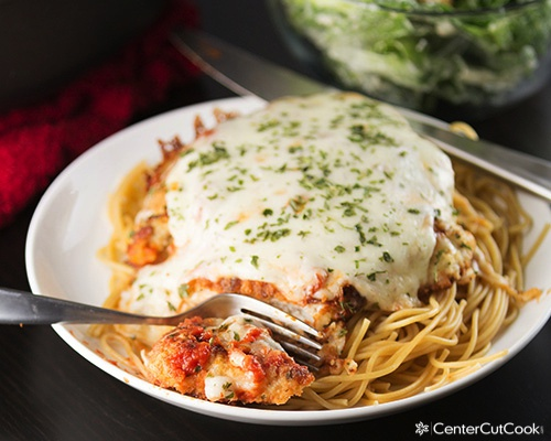 Chicken parmesan 5