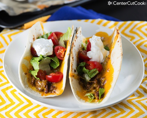 Oven tacos 5
