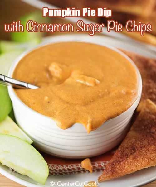 Pumpkin Pie Dip made with cream cheese is perfect for dipping apples ...