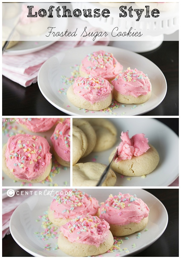 Safeway frosted sugar cookies recipe