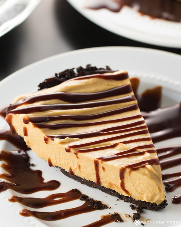 Peanut butter fudge pie 4