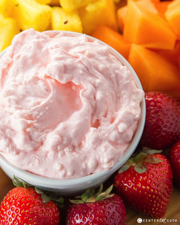 fruit dip cream cheese are apples fruits