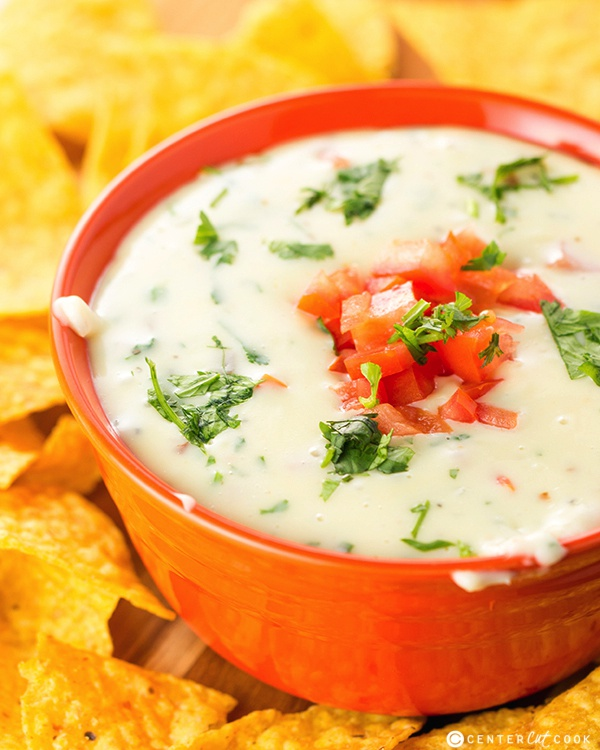... this Queso Blanco is the ultimate cheese dip perfect for dipping