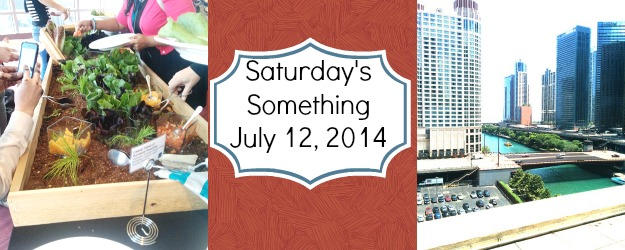 Saturday's Something July 12, 2014