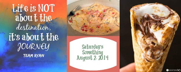 Saturday's Something August 2, 2014