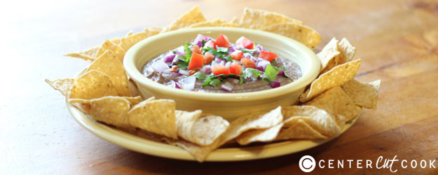 black bean hummus 1