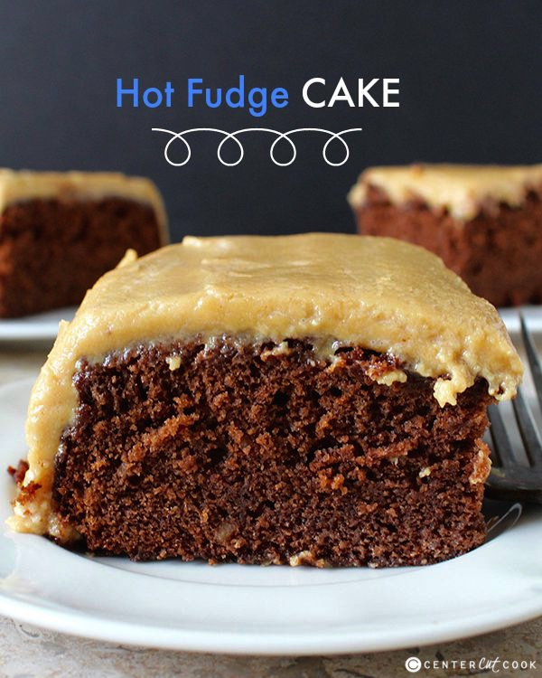 Peanut Butter Hot Fudge Cake Recipe — Dishmaps