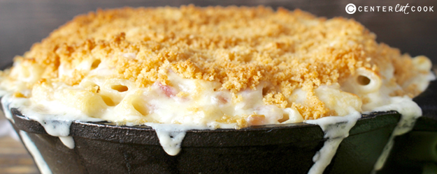 Jalapeño Popper Mac and Cheese