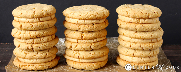 Peanut butter girl scout cookies