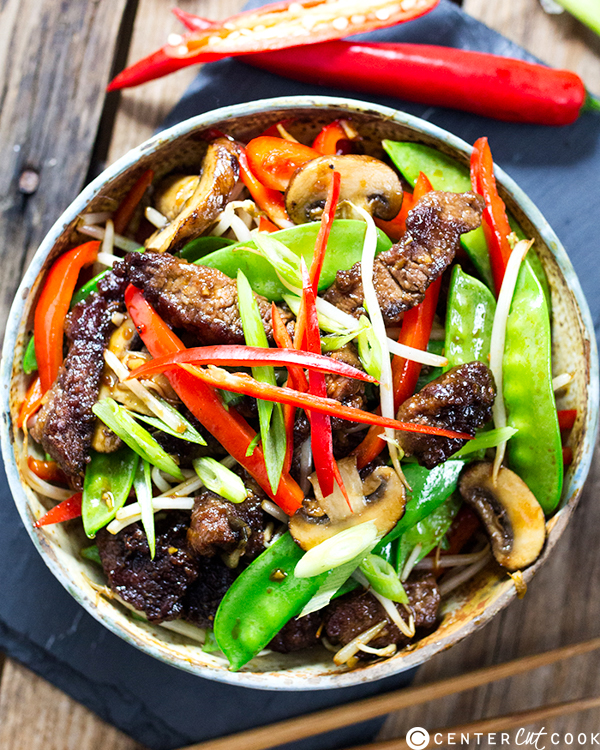asian beef vegetables 3