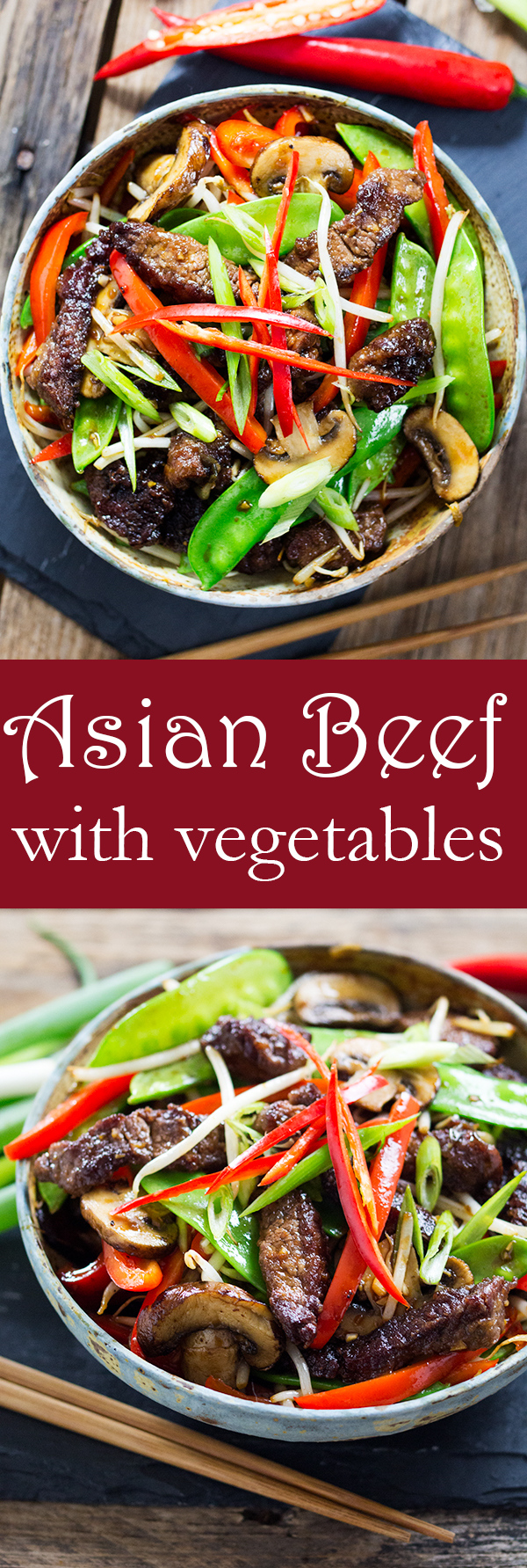 asian beef vegetables pin
