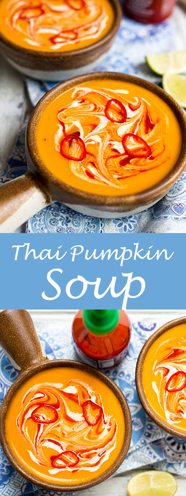 Thai Pumpkin Soup Recipe
