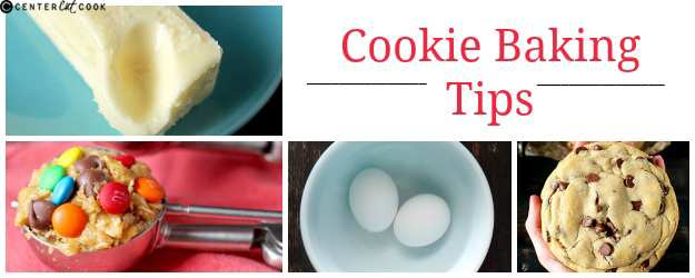 Cookie Baking Tips