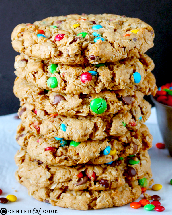 Jumbo Monster Cookies Recipe