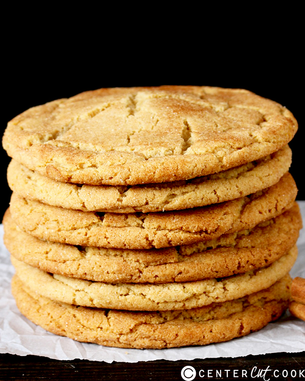 The Only Snickerdoodle Cookie Recipe You Need To Know Recipe ...