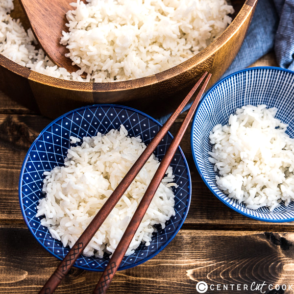 How to Make Perfect Rice