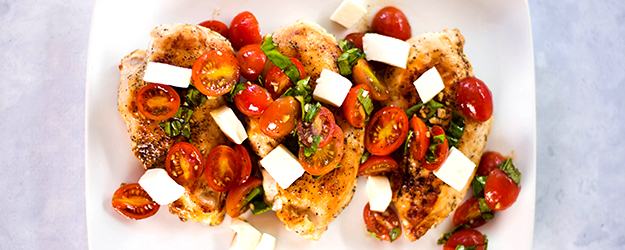 chicken bruschetta 1