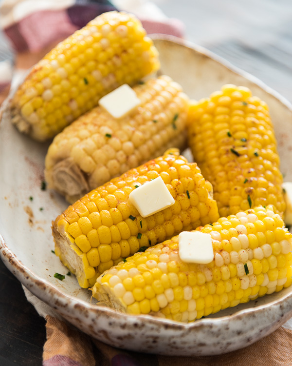 slow cooker corn on the cob 2