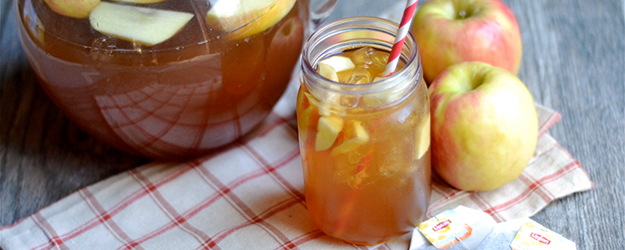 Apple Cider Iced Tea
