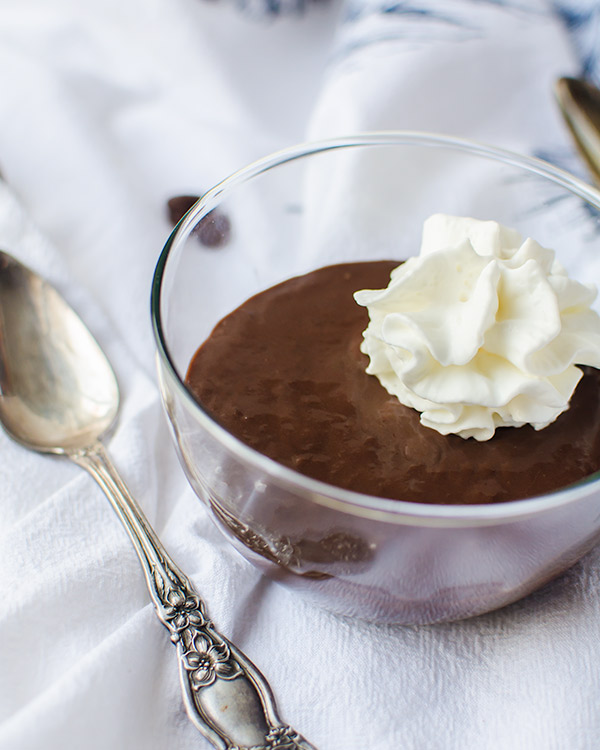 easy chocolate pudding 2