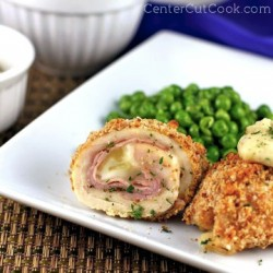 Chicken Cordon Bleu Rollups