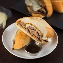 Everyday French Dip Sandwiches