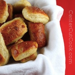 Buttery Mini Soft Pretzel Bites