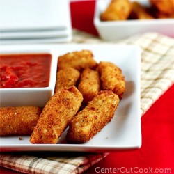Mini Mozzarella Sticks