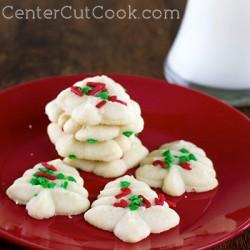 Spritz Cookies a.k.a. Butter Cookies