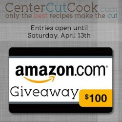$100 Amazon.com Gift Card Giveaway