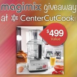 Magimix Food Processor Giveaway!