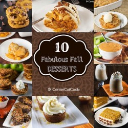 10 Fabulous Fall Desserts!