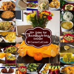 20+ Thanksgiving Side Dishes