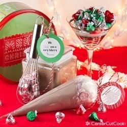 Candy Cane Kisses Hot Cocoa Mix