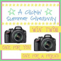 Nikon D3200 Giveaway!