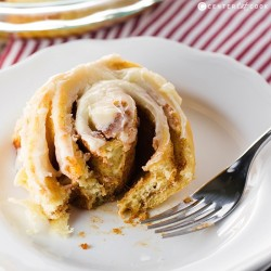 Cinnamon Rolls from Scratch